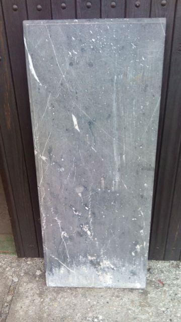 Mramorová deska šedá