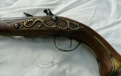 Křesadlová pistole